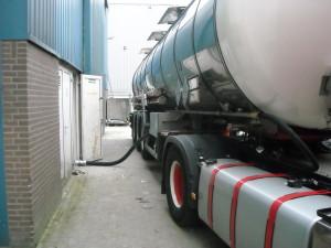 Bulk levering gedemineraliseerd water